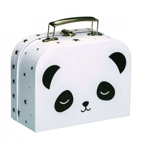 A Little Lovely Company, walizeczka panda