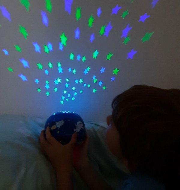 ALLC, projektor, kosmos