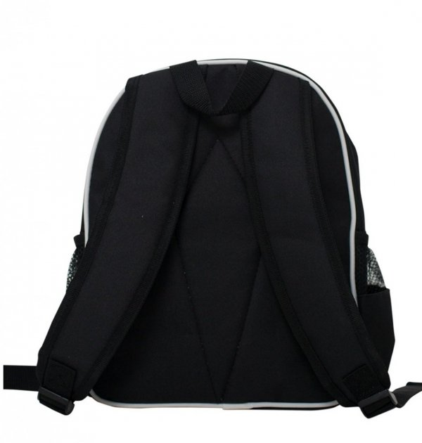 A Little Lovely Company, plecak z duszkiem, czarny + zawieszka