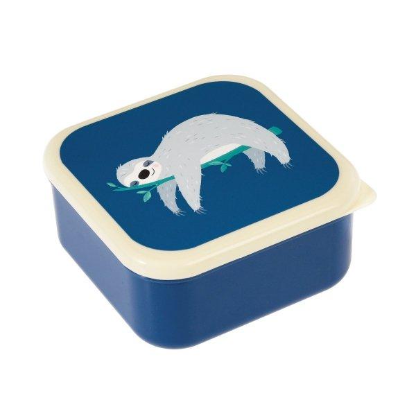 Rex, lunch boxy, 3szt, leniwiec