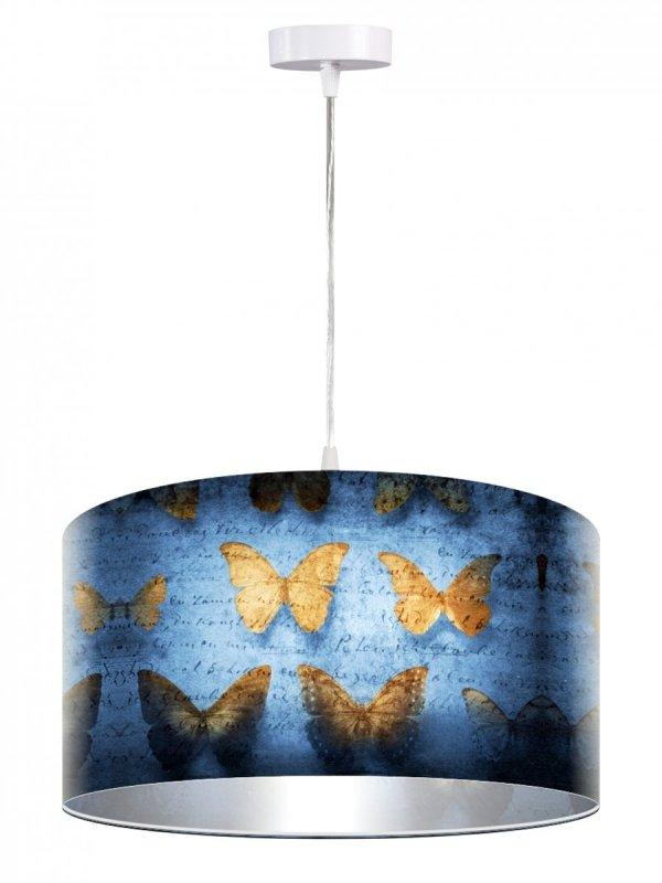 Macodesign, lampa wisząca, motylki