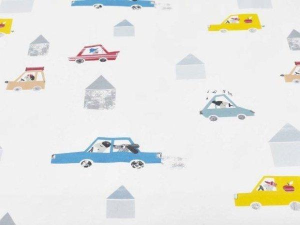 Mumla komplet pościeli, auta, różne rozmiary