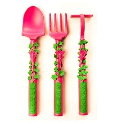 Constructive eating, sztućce ogrodowe