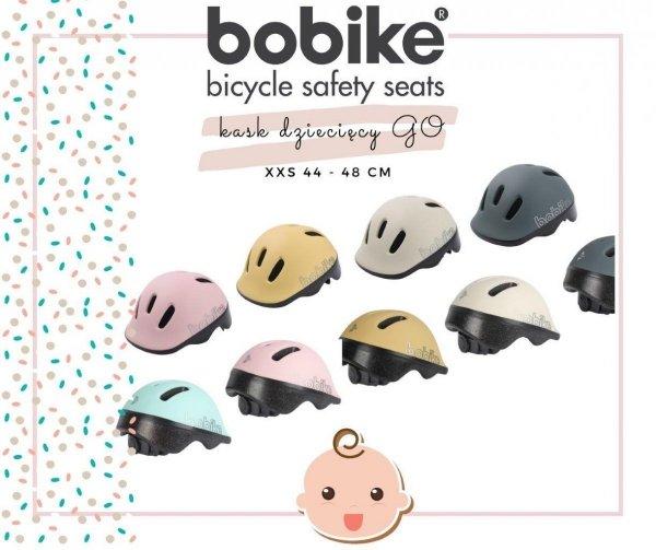 Bobike, kask dziecięcy GO, różne kolory, rozmiar XXS