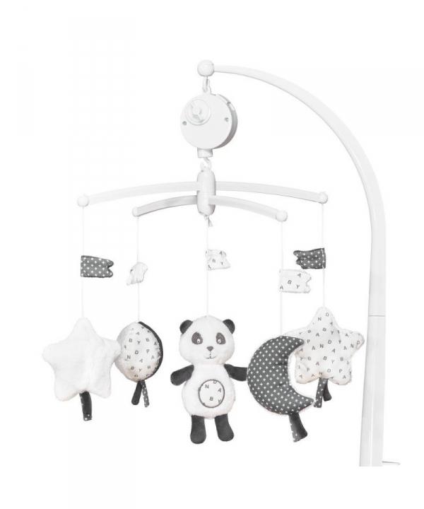 Sauthon, karuzela nad łóżeczko, panda