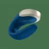 Satisfyer Double Love - wibrator z aplikacją dla par (niebieski)
