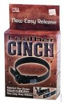 The Leather Cinch