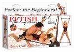 Ffs Rope Cuff+Tether Set