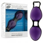 Joyballs Secret Balls Violet/Black