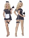 Roxana Maids outfit M/black