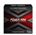 PowerMan 1 kapsułka (tabletka) na potencję u mężczyzn