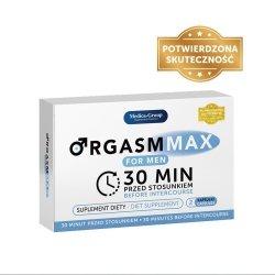 Medica-Group Orgasm Max 2 kapsułki na potencję u mężczyzn