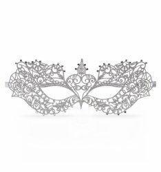 Fifty Shades of Grey - sex maska Anastasia Masquerade Mask