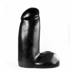 Mister B wielkie dildo analne - Marcin sztuczny penis (czarne)