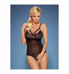 Obsessive 818-TED-1 body czarne L/XL