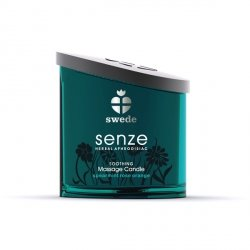 Świeca do masażu Senze Massage Candle Soothing