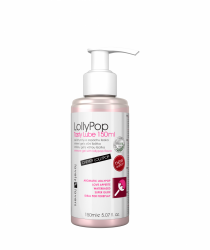 LOVELY LOVERS LollyPop Tasty Lube 150ml - lubrykant o smaku wiśniowego lizaka