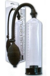 Pressure Pleasure Pump Black-Clear