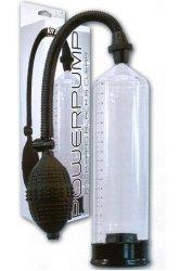 Pressure Pleasure Pump Black-Clear