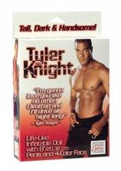 Lalka Tyler Knight Love Doll w. Dong