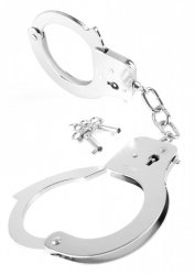 Designer Metal Handcuffs