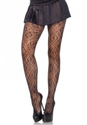 Morraccan Diamondnet Pantyhose