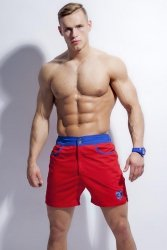 Alpha Male Surfo red