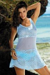 Marko Vivian M-414 kostium kąpielowy tunika plażowa