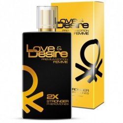 Love&Desire 100ml Premium – feromony damskie