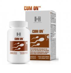 Cum On 30 kapsułek (tabletek) na poprawę nasienia
