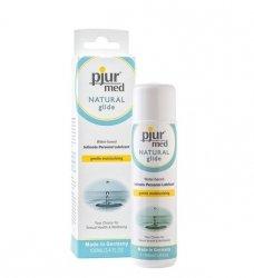 pjur med NATURAL glide 100ml - lubrykant na bazie wody