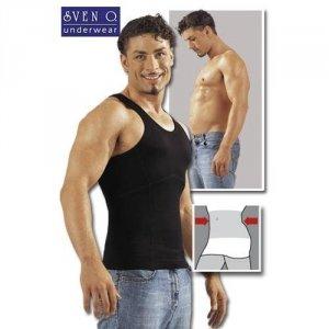 Svenjoyment Koszulka męska WYSZCZUPLAJĄCA XL (czarna)