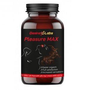 Desire Labs Pleasure Max 90 kapsułek na libido u kobiet