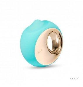 LELO Ora 3 - Wibrator Ekskluzywny (błękitny)