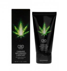 Shots CBD Cannabis Waterbased Lubricant 50 ml - lubrykant na bazie wody