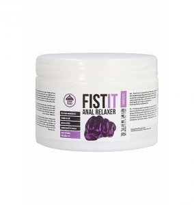 Shots Fist It Anal Relaxer 500ml - lubrykant na bazie wody