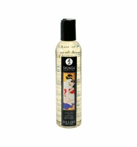 Shunga Desire Massage Oil 250 ml - olejek do masażu