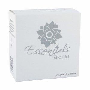 Sliquid Essentials Lube Cube 60 ml - zestaw żeli nawilżających w saszetkach