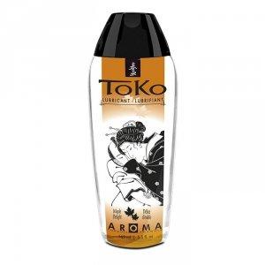 Shunga - Toko Lubricant Maple Delight 165 ml lubrykant na bazie wody o smaku klonu
