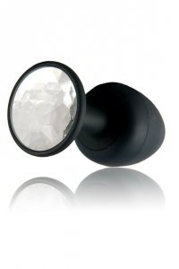 MARC DORCEL korek analny -  Geisha Plug M V2 (z diamentem)
