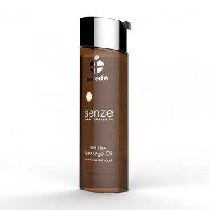 Swede Senze Massage Oil - olejek do masażu 75 ml (wanilia - drzewo sandałowe)
