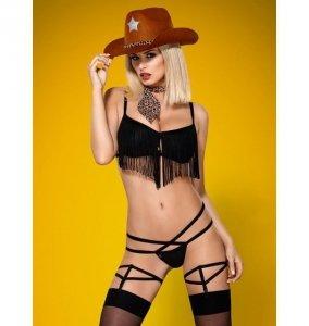 832-CST-1 kowbojka kostium S/M