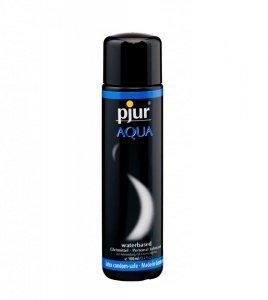 pjur Aqua 100 ml - lubrykant na bazie wody