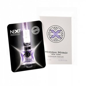 Miyoshi Miyagi Next ''X'' for women 2,4 ml perfumy z feromonami - damskie