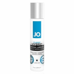 System JO Classic Hybrid Lubricant 30 ml - lubrykant na bazie wody i silikonu