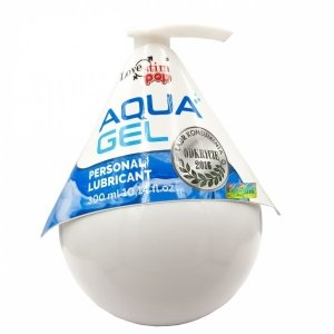 LoveStim Lubrykant na bazie wody AQUA GEL 300ml
