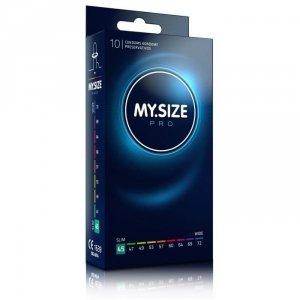 MY.SIZE Pro 45 mm - Prezerwatywy (1op./10szt.)