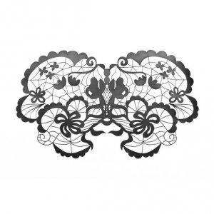 Bijoux Indiscrets - sex maska Anna