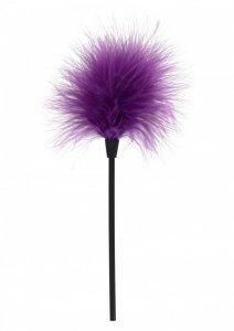 Toyjoy - piórko do łaskotania Sexy, fioletowe (Feather Tickler Purple)