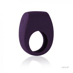 LELO Tor 2 - erekcyjny pierścień wibrujący (fioletowy)